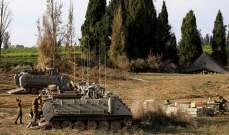 قناة إسرائيلية: الجيش الإسرائيلي أبلغ سكان محيط غزة باقتراب موعد قصف القطاع