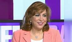 عليا عباس: سقف كلفة تركيب عدادات الكهرباء هي 50 ألف ليرة لبنانية