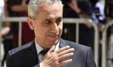 خواجة: لتسهيل كل ما من شأنه محاسبة الفاسدين كرفع الحصانة والسرية المصرفية