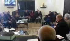 نقابة العمال الزراعيين في لبنان نددت بقرار ترامب بشأن القدس