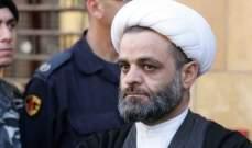 زغيب: لا نقبل بالإعدامات الميدانية أبدا والأمن يعني إنماء لا إهراقا للدماء