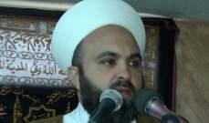 الشيخ حبلي هنأ بالميلاد : مهد السيد المسيح أحوج الى أن ينعم بالسلام