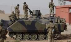 مقتل 9 جنود أتراك في انفجار استهدف دبابة تركية في عفرين