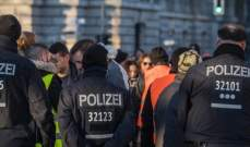 الشرطة الألمانية: تهديد بوجود قنبلة على قطار وإجلاء 500 راكب