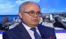 ماريو عون:نحن مبدئيا مع طرح الراعي تشكيل حكومة حيادية ولكن هل يوجد حياديون بالبلد؟