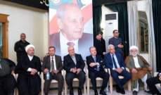 جابر: لبنان يواجه مشكلة إسمها الحرب العالمية التي تجري في سوريا