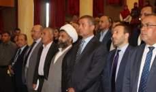 قبيسي: لبنان بحاجة الى استقلال ثان يحرر الوطن من براثن الطائفية والمذهبية