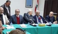 القماطي:ما نزال نعيش عصر الإنتصارات بمشروع المقاومة في لبنان وفلسطين والأمة
