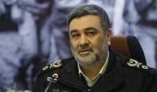 قائد الشرطة الايرانية: بلدنا ضحية للهجمات الارهابية السايبرية