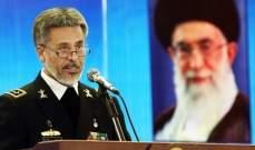 مسؤول ايراني: أميركا باعت أسلحة بقيمة 800 مليار دولار باستخدام أداة التخويف من إيران