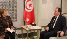 باشليه: تونس مثال فريد في مجال إرساء الديمقراطية وتعزيز الحريات