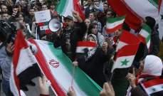 ف.تايمز: إيران تحارب في سوريا من أجل أن يكون لها دور مستقبلي فيها