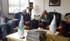 محمود ابو حمدان ثمن موقف باسيل في الجامعة العربية: موقف وطني كبير