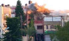 الجيش الإسرائيلي اقتحم مخيم الأمعري في رام الله وفجّر منزل أسير
