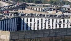 معلومات الـLBCI: المجلس الأعلى للدفاع ناقش نقل عدد من السجناء إلى ثكنات قوى الأمن