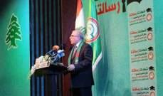 هيثم جمعة: للإسراع في تنفيذ قانون السلسلة والتي هي حق للبنانيين