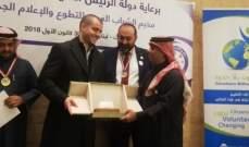 فتفت: لبنان يمر بظروف صعبة وهو في حاجة إلى دعم كل الدول العربية