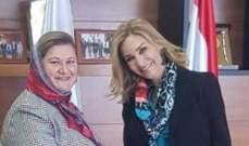 رئيسة الجامعة الإسلامية استقبلت سفيرة سويسرا وسفير تونس