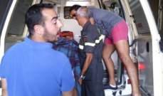 إنقاذ شاب سوري وانتشال جثة آخر قضى غرقا داخل بركة زراعية في الكرك-زحلة