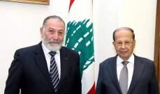 تعيين ناجي خوري مسؤولا عن الحوار الاسلامي-المسيحي