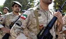 مقتل جنديين من قوات الحدود الإيرانية جراء انفجار لغم أرضي