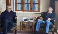 وهاب بعد لقائه أرسلان: لقاء خلدة مشروع نهضوي درزي