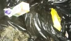 ضبط شاحنة نفايات طبية في بعلبك كان سائقها ينوي رميها في محلة الكيال
