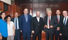 الرياشي: نقف الى جانب قطاع النبيذ لأنه سفير لبنان الى المحافل الدولية