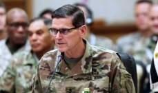 فوتيل يبلغ قوات سوريا الديمقراطية أن بقاء القوات الأميركية غير مطروح