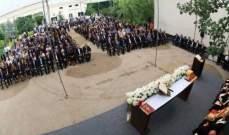 المونسنيور إسطفان فرنجية بذكرى مجزرة اهدن:مصلحة الوطن هي قبل أي مصلحة شخصية