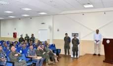 إجراء دورة مشتركة بين قوات اليونيفيل وقوى الأمن الداخلي