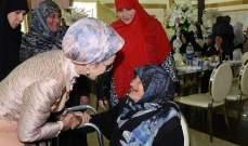 السيدة رندة بري :العهد بيننا وبين الشهداء هو ميثاق ديني وإنساني