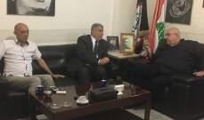 حمدان:نشعر اليوم بانهيار وهزيمة مشروع عصابات الإخوان وانتصار المشروع القومي