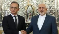 ظريف: سنتعاون مع الأوروبيين للحفاظ على الاتفاق النووي ولن نكون البادئين بأي حرب