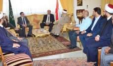الجوزو:لنجنب لبنان المزالق التي يدفعنا إليها البعض ولننقذه مما يتخبط به