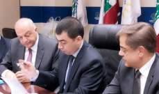 ابي خليل خلال توقيع العقد الجماعي مع منشآت النفط: قادمون على مرحلة جديدة في قطاع النفط
