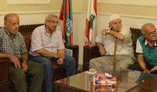 سعد بعد لقائه وفدا من صيادي الأسماك بصيدا:يجب تأمين حقوق الصيادين من قبل الحكومة