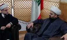عبد الرزاق: نرفض إضافة أي رسوم على كاهل الشعب اللبناني
