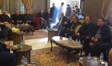 عشيرة آل جعفر تعزي بالشهيد يزبك: نطالب بتحقيق شفاف بالأحداث الأخيرة