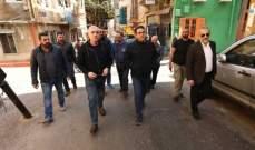 صحناوي:كرم الزيتون تعاني من مشاكل كثيرةومن واجبنا كدولة الوقوف لجانبها