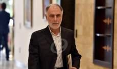 فنيش: تحالف حزب الله وحركة أمل أظهر للجميع أنه وطني بامتياز