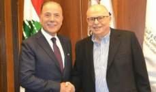 كبارة: طرابلس تمتلك كل المقومات التي تجعلها عاصمة لبنان الإقتصادية