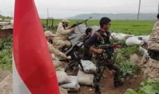 الجيش السوري يلقي القبض على عدد من مسلحي النصرة وسط معارك ضارية شمال حماة