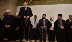 جنبلاط بذكرى رحيل والده: مستمرون من أجل استقلال هذا البلد وسيادته