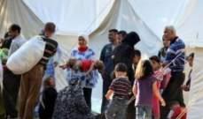 النشرة: توقيف مطلوبين في مخيمات النازحين السوريين في بلدة عرسال