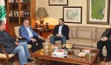 لقاء رباعي بين الحريري ومكاري وخوري والسنيورة في دارة الاخير