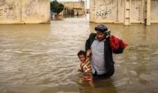 سلطات إيران تأمر أكثر من 60 ألف شخص باخلاء منازلهم في مدينة الأهواز