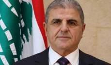 رفول: الداخل والخارج يتشاركان تعطيل تأليف الحكومة والتطبيع مع سوريا حتمي