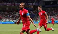 ثنائية هاري كاين تمنح انكلترا الفوز امام تونس وتقضي على مجهود نسور قرطاج