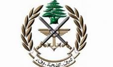 النشرة: الجيش ضبط شاحنة مسروقة على الحدود مع سوريا والعمل جار على تسليمها لصاحبها